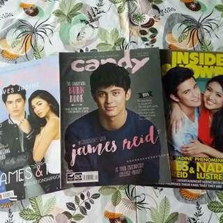Jadine Candy & IS Mag bundle