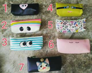 Pencil Case / Pencil Pouch