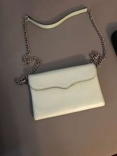 Rebecca Minkoff MAB wallet on chain