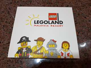 INSTOCK LEGOLAND Resort Gift set