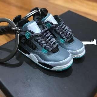 Nike Air Jordan 4 Mini Keychain