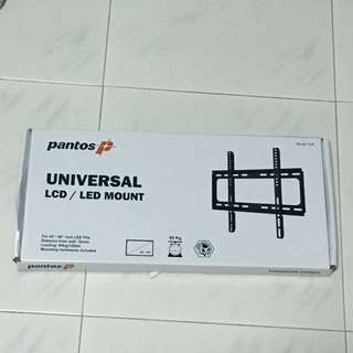 Pantos Universal Television TV LCD/ LED Mount/ Bracket