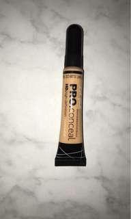 LA Girl Pro Concealer — in the shade creamy beige