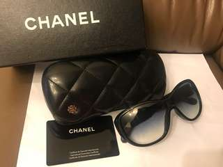 Chanel Tweed太陽眼鏡