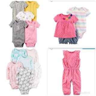 6M Baby Girl Items Instock