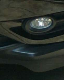 Honda Vezel Original Fog Light white light