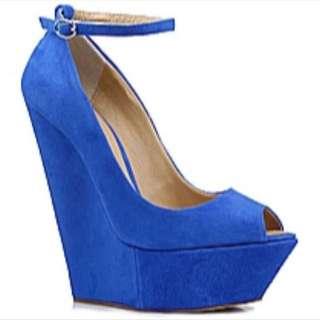 Tony Bianco Kortina Wedge Heels Size 6