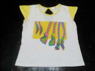Yellow Kids Shirt