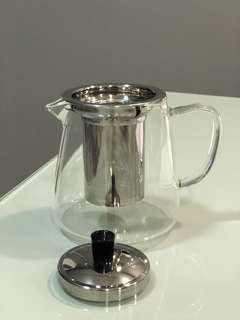 Heat Tempered Glass Teapot 650 ml