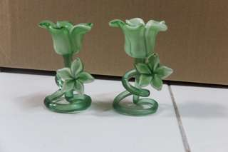 Vintage Mini Candle Holder (set of 2)