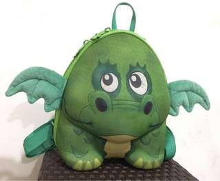 Okiedog Dragon Backpack Authentic