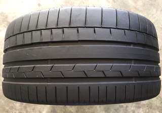 265/35/20 Continental SportContact 6 Tyres On Sale