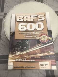 企會財 BAFS 600 MC補充練習