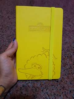 Exclusive Sesame Street Note Book