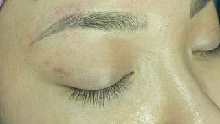 Microblading model needed on 2june 5pm