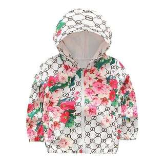 Flower gucci jacket