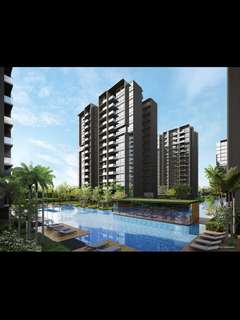 1 Bed room Tapestry tampines