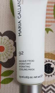 Maria Galland Hydrating Cooling Mask