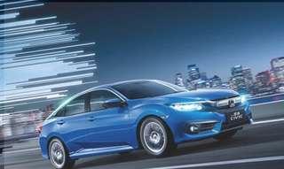 """Honda Civic """"Carbon Fibre"""" Aesthetic Enhancements"""