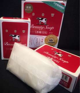 cowsoap red