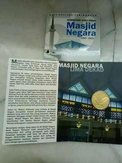 Masjid Negara Coin Card