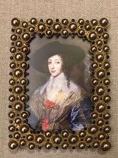 Bejeweled frame
