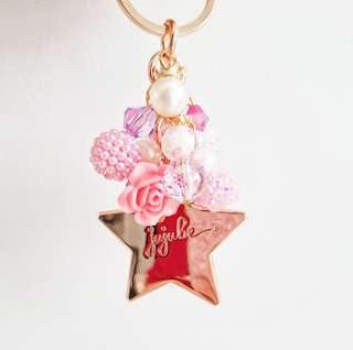 OOAKPL Rose Gold Keychain
