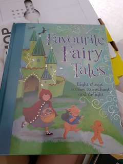 Hardcover Favourite Fairy Tales