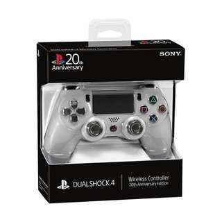 Playstation 4 20th Anniversary controller