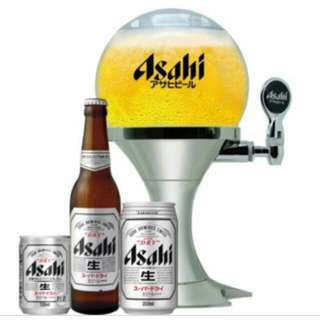 Asahi Beer Tower .. Rare Find!!
