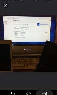 🚚 Lenovo 是幾桌是筆電也是平板