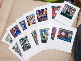 Cards from Korea 韓國萬用咭