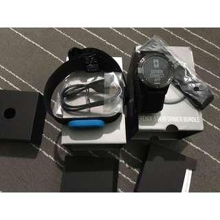 Garmin 5 Fenix watch