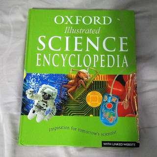 Pending QYOP Oxford Illustrated Science Encyclopedia For Students