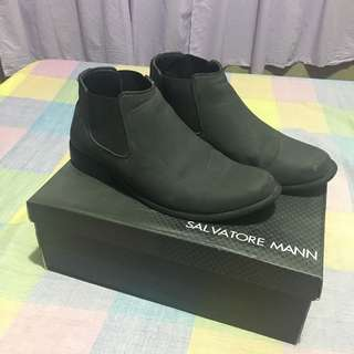 Salvatore Mann Chelsea Boots