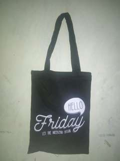 TOTEBAG [RESLETING]