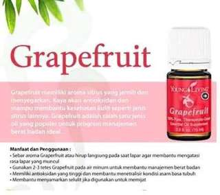 GRAPEFRUIT Young Living 15ml from YLIndonesia
