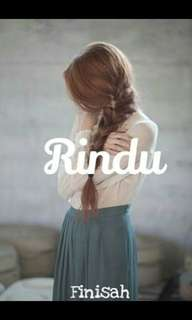 Ebook : Rindu - Finisah