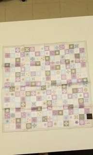 全新日本購celine棉質方巾