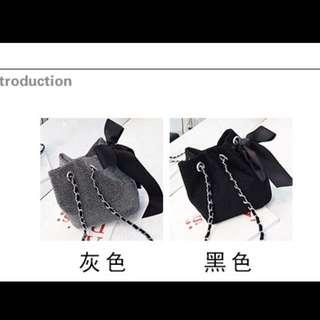 [Bag] Mini Bucket Chain