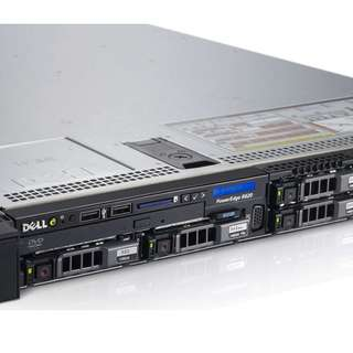 DELL R620 1U Server Dual Xeon CPU 32GB Ram