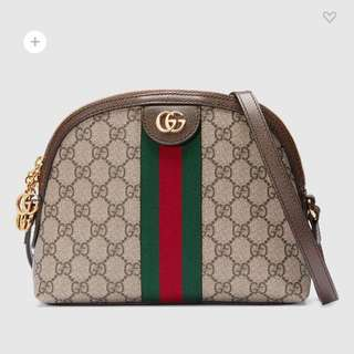 Gucci Bag Ophidia GG shoulder bag