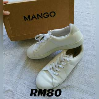 Preloved Mango Shoes!