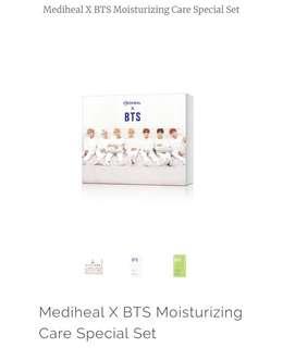 [RS] BTS X MEDIHEAL