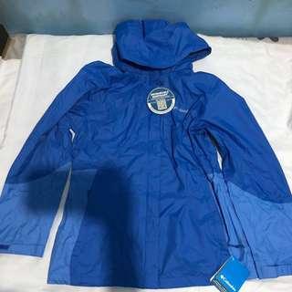 Columbia waterproof, breathable jacket, large