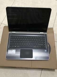 "Laptop HP PAVILION X360 CONVERTIBLE 13"" [KONDISI MATI]"