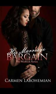 Ebook : His Marriage Bargain - Carmen Labohemian