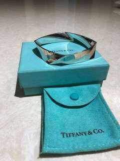 Tiffany 手鐲 Tiffany & Co. Frank Gehry Torque Bangle Bracelet