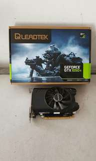 Leadtek GTX 1050 TI 4gb ddr5