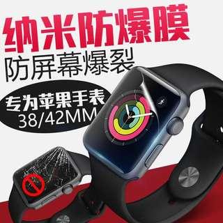 🚚 全新-Apple watch水凝膜 42mm
